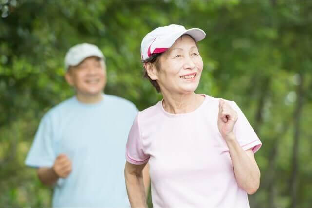 有酸素運動のウォーキングで血圧安定!高血圧の予防もできる