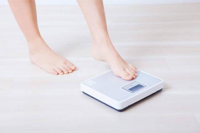 ダイエットしているのに体型が崩れる!?隠れ肥満度チェック