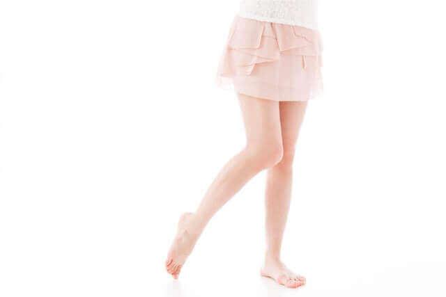 足痩せならウォーキングダイエット!足痩せ、下半身痩せするための効果的な方法とは?